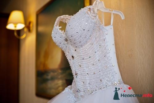 Wedding Saloon :: Свадебное платье со стразами, СПб - Свадебные
