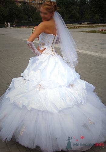 юбка пачка невеста