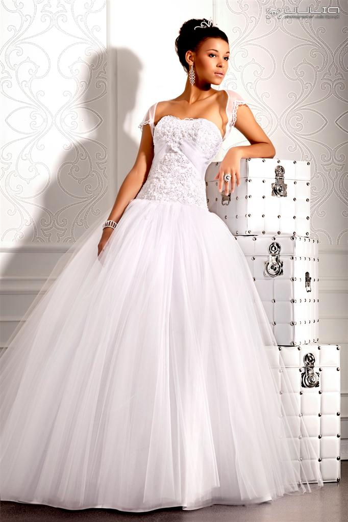 Свадебное платье королевы фото 3