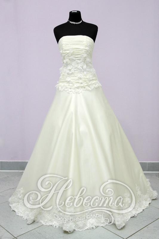 Свадебные платья дорого