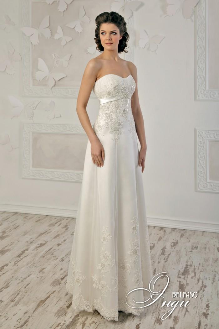 Ажурные свадебные платья 2013 фото 10
