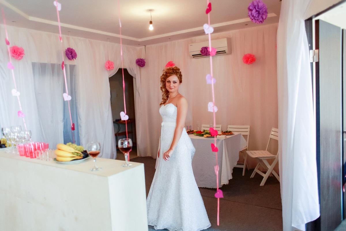 Как украсить комнату своими руками к свадьбе