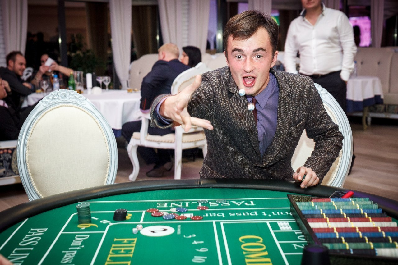 выездное казино на мероприятие