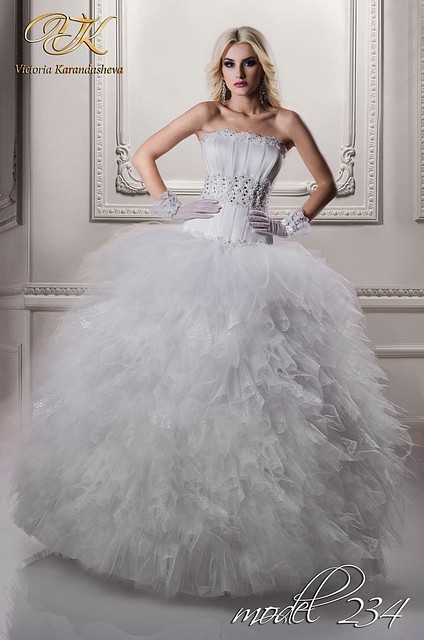 Свадебные платья 2013 фото украина 8