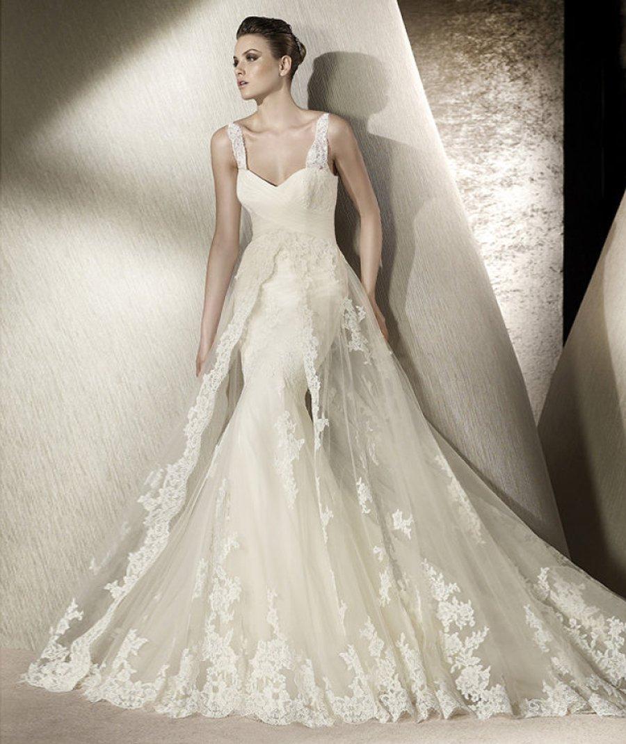 Свадебные платья San Patrick от официального представителя Купить свадебное платье CASABLANCA