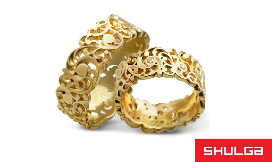 эксклюзивные ювелирные кольца