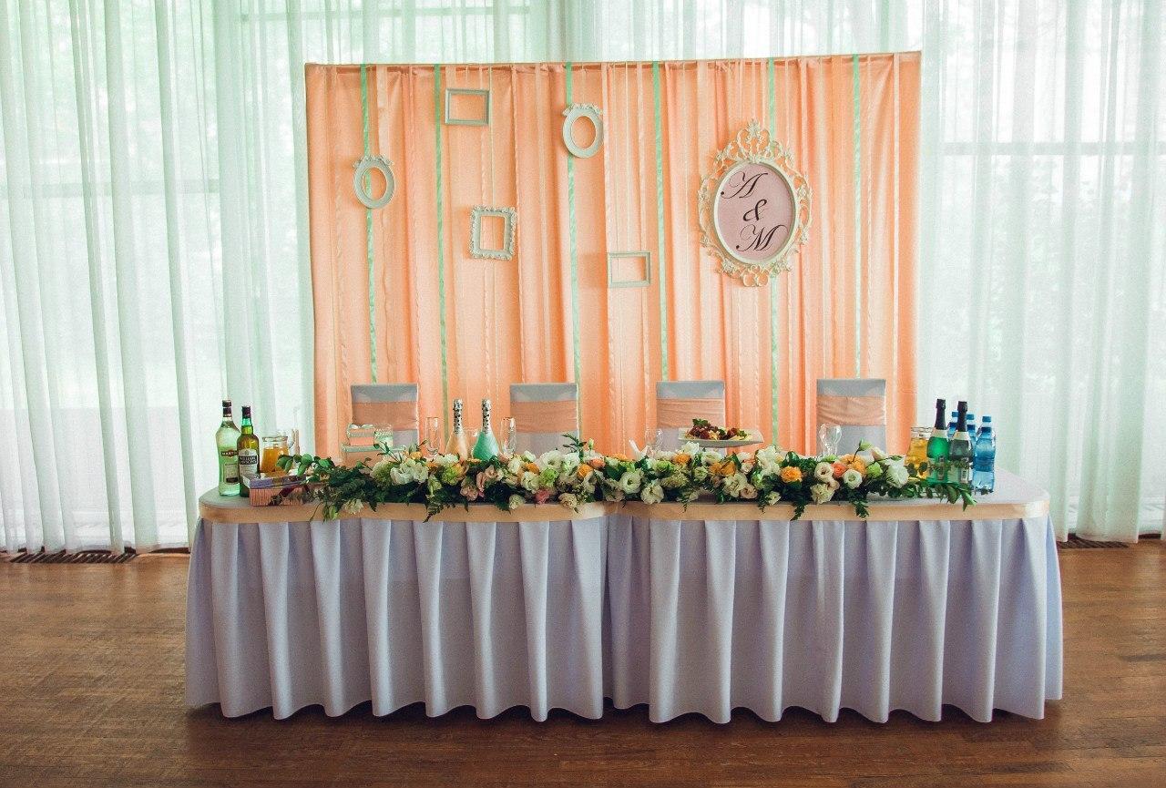 Лимонная свадьба украшения зала фото