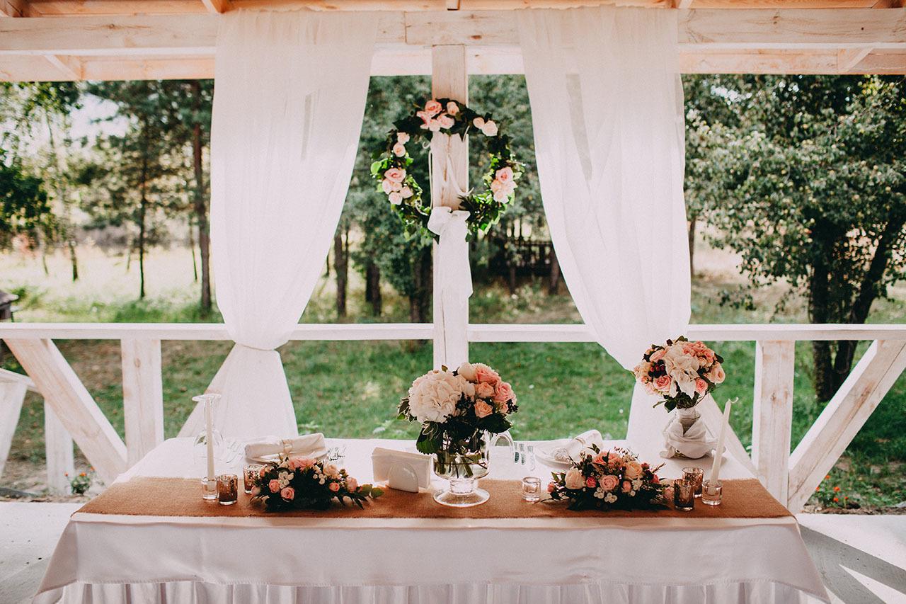 Украсить беседку к свадьбе своими руками фото