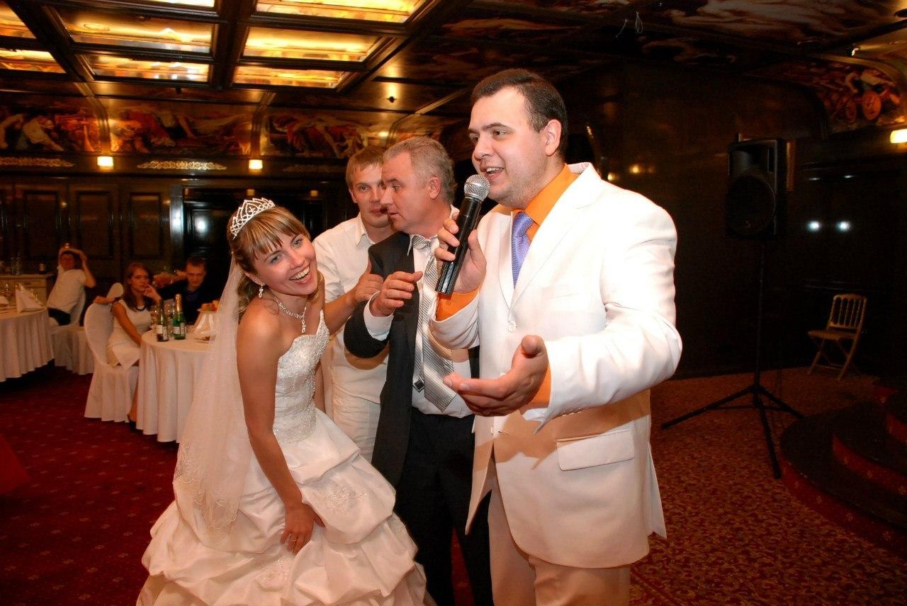 Конкурсы на свадьбу готовые