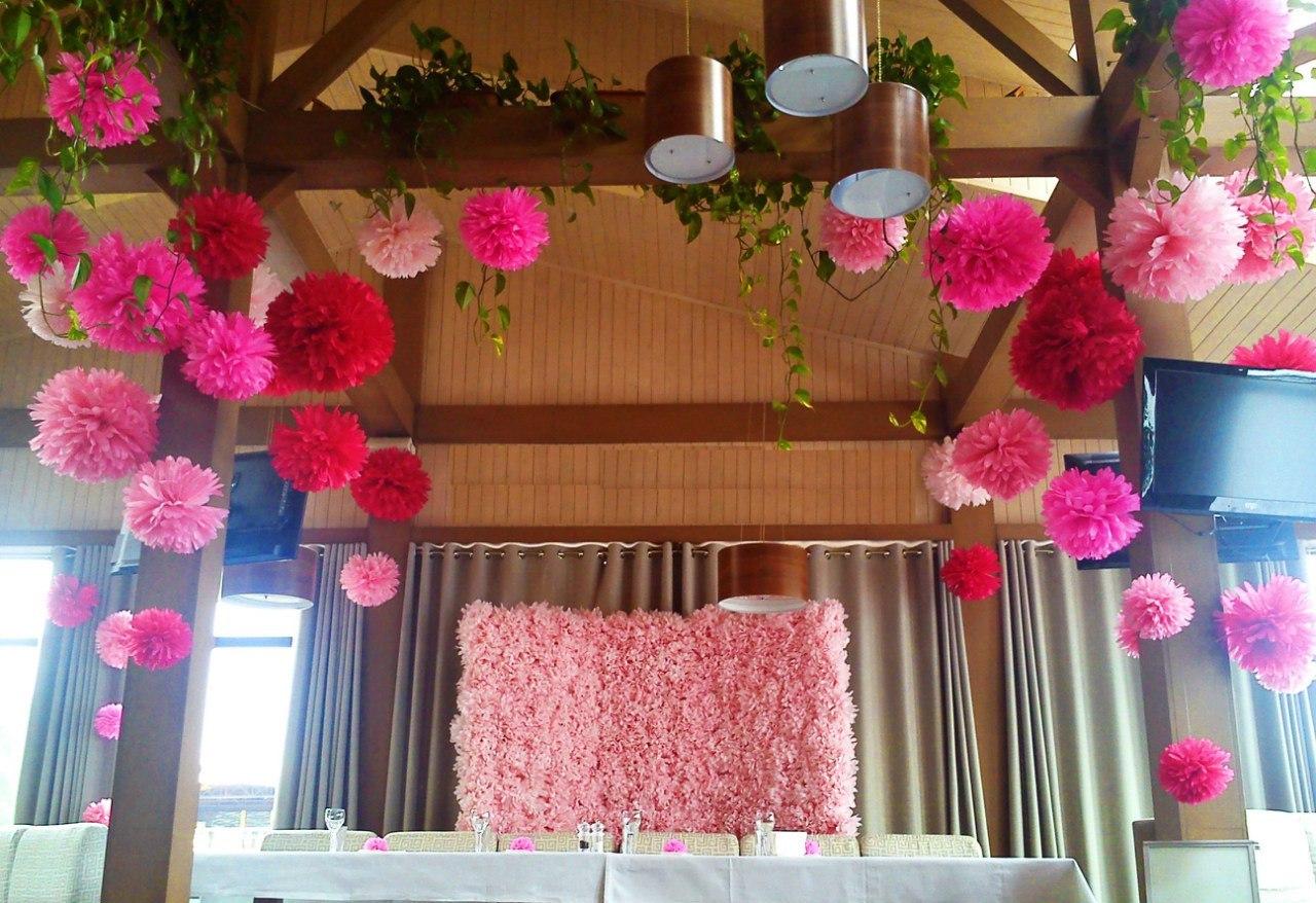 Как сделать цветы из бумаги для оформления свадьбы