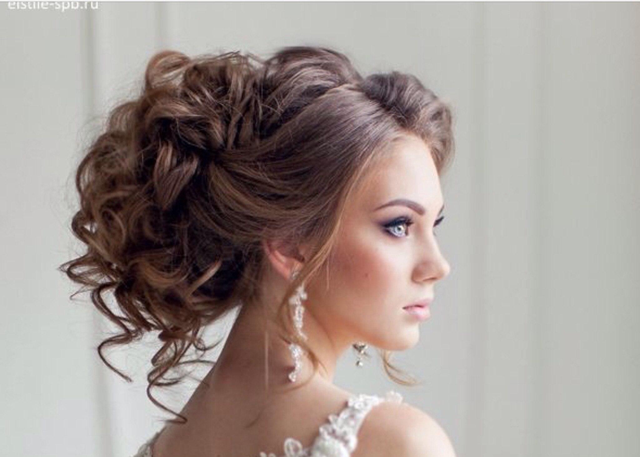 Причёска рванка на длинные волосы 53