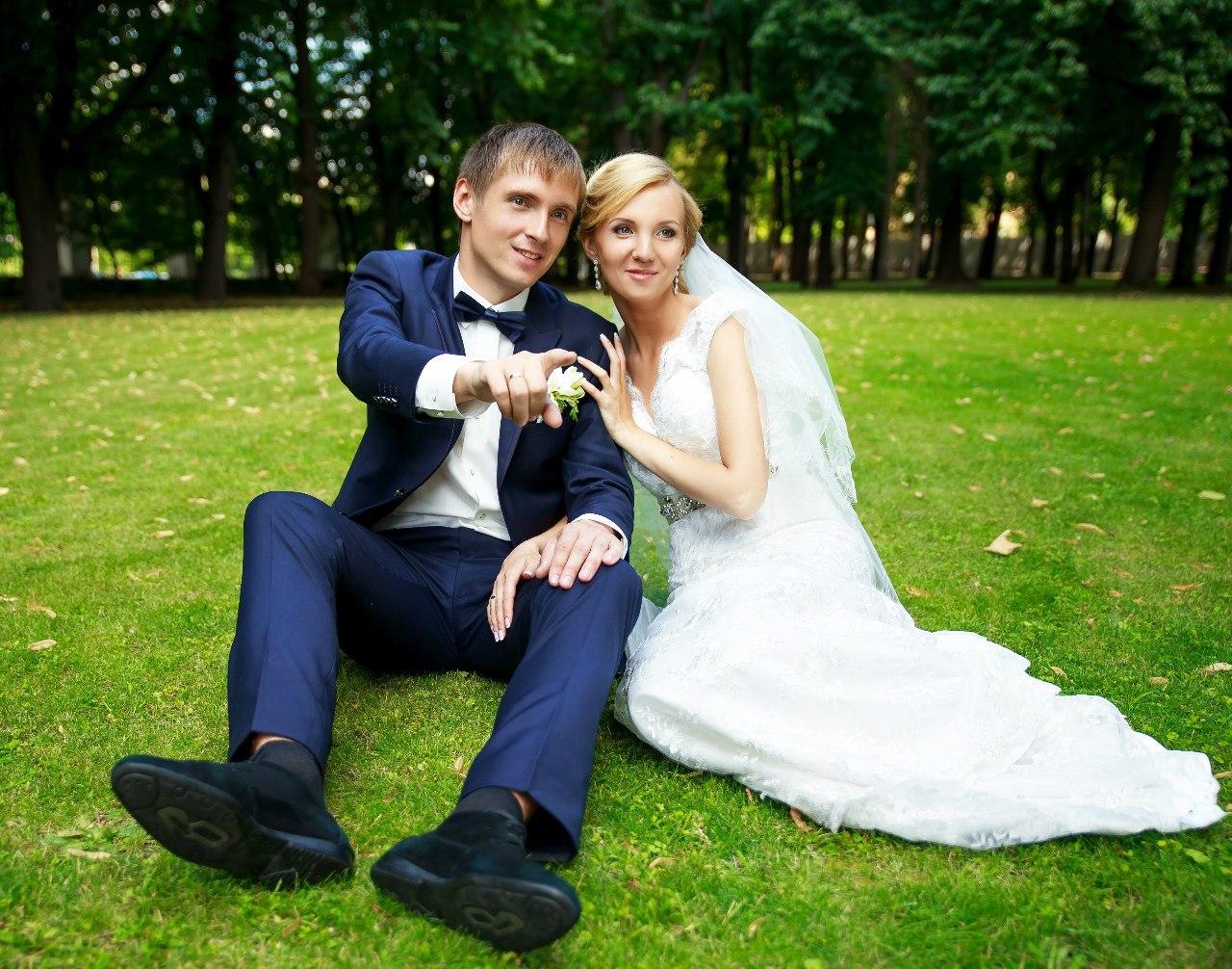 Екатерина моргунова свадьба фото