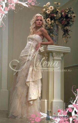 Фото 5383 в коллекции Каталог платьев - Невеста01
