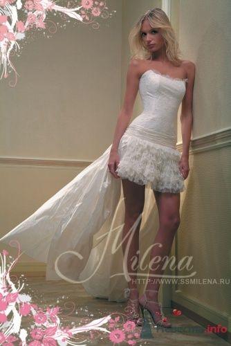 Фото 5384 в коллекции Каталог платьев - Невеста01