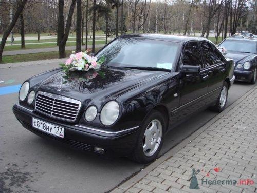 """Мерседес  Е класс (210) 1999 год черный салон - фото 141 Транспортная компания """"Лимузиновъ"""""""