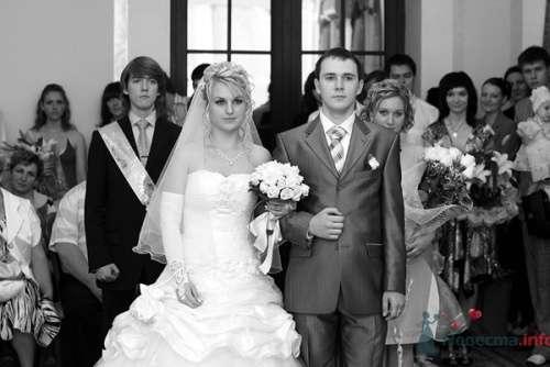 Церемония бракосочетания - фото 571 Невеста01
