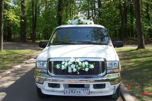 Фото 4755 в коллекции лимузин на свадьбу (30 мест) - Toplim - аренда транспорта