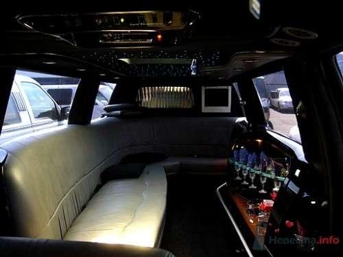 Фото 4779 в коллекции джип - лимузин черного цвета (17 мест) - Toplim - аренда транспорта