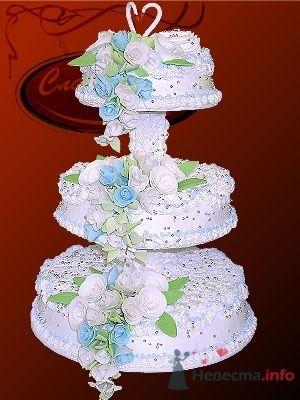 наш тортик - фото 28447 Настенка