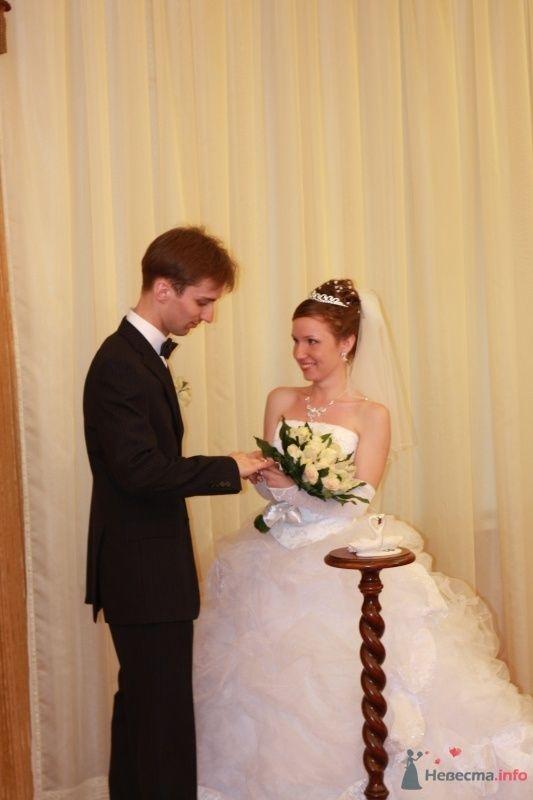 Фото 34568 в коллекции наша свадьба - Настенка
