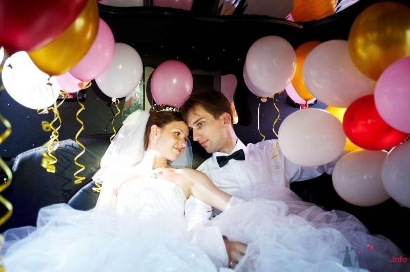 Любимый сделал мне подарок - шарики в лимузин :) - фото 60480 Настенка
