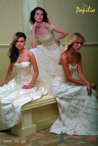 Фото 19593 в коллекции Свадебные и вечерние платья - Невеста01