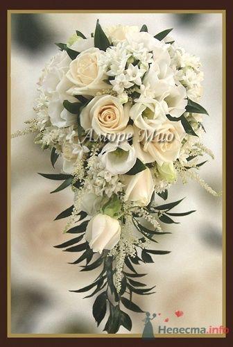 Букет невесты - фото 3096 Невеста01