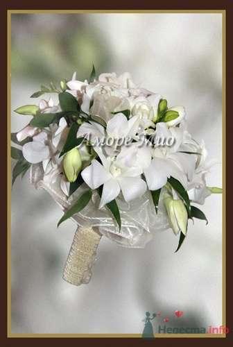 Букет невесты - фото 3104 Невеста01