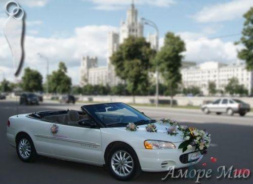 Кабриолет Chrysler Sebring - фото 13093 Невеста01