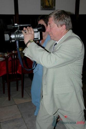"""Наш видеооператор - фото 9313 """"Праздничные звёзды"""" - организация праздника"""