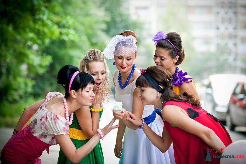 Фото 131851 в коллекции свадебные фотографии