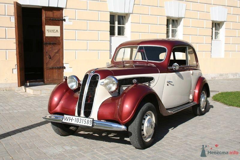 БМВ-326, 1936г.в.