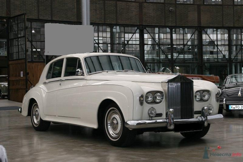 Роллс-Ройс Сильвер Клоуд III, 1963 г.в. - фото 61891 Сlassic-cars -  парк ретро автомобилей