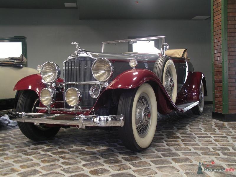 Packard Model 902 Eight, 1932г.в. - фото 61899 Сlassic-cars -  парк ретро автомобилей
