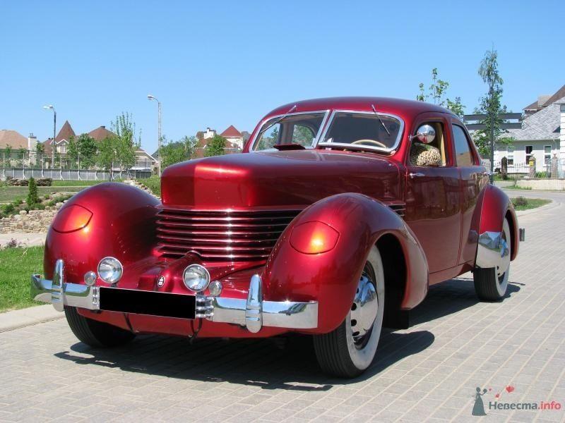 CORD-810 Westchester, 1936г.в. - фото 61901 Сlassic-cars -  парк ретро автомобилей
