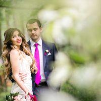 образ невесты, 4 сезона