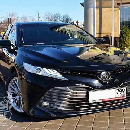 Toyota Camry V70 в аренду