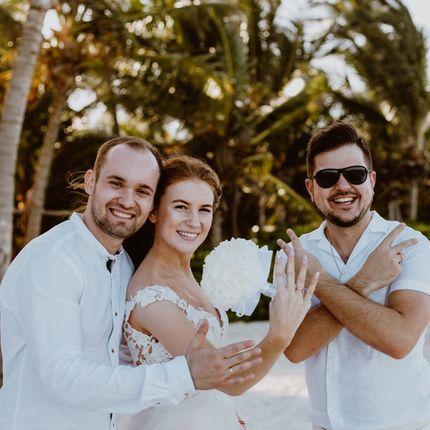 Ведение свадьбы за границей (без DJ)