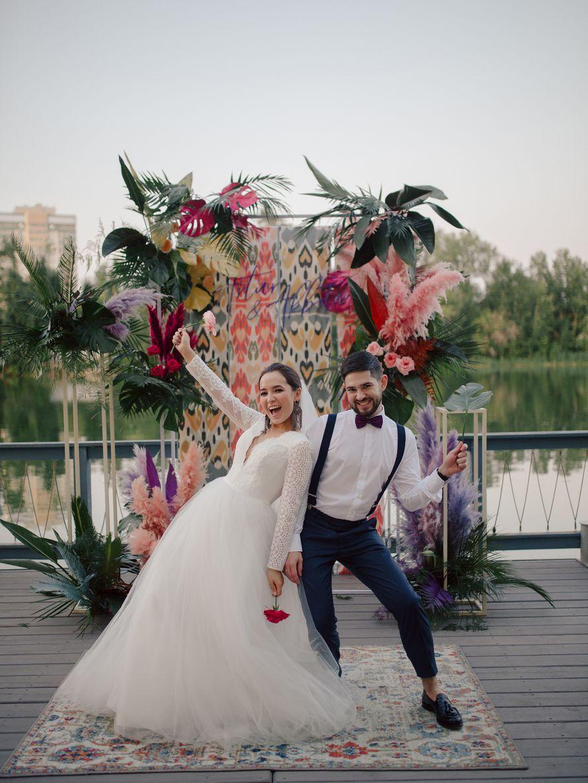 Фото 19582488 в коллекции Акбота и Артур #minvaleis - Sofa wedding - студия свадеб