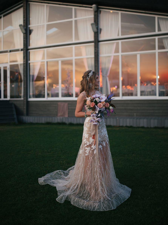 Фото 19582534 в коллекции Аделина и Зуфар #нагребнелюбви - Sofa wedding - студия свадеб