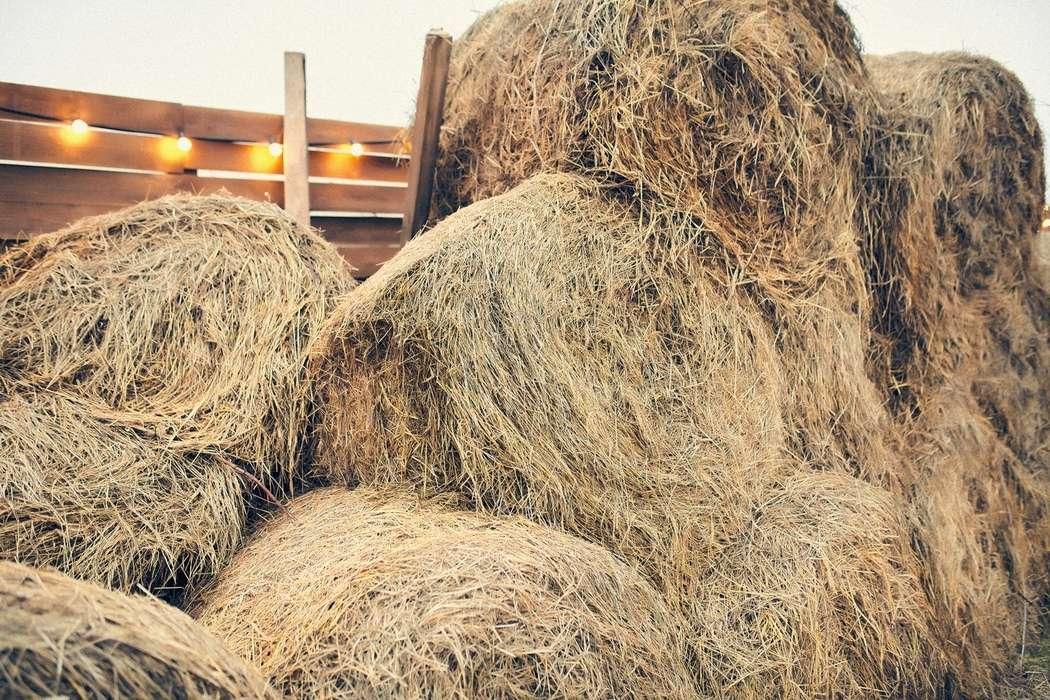 """Фотостудия под открытым небом. Локация стог сена. Загородная свадебная площадка Ранчо. - фото 19767653 Свадебная площадка """"Ранчо"""""""