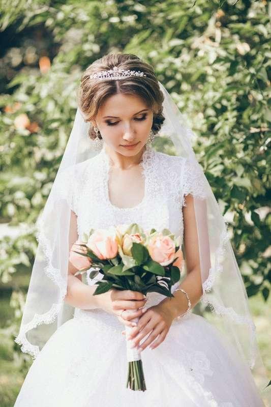 Фото 19671279 в коллекции Свадебный макияж и прически - Визажист Элина Свиткина