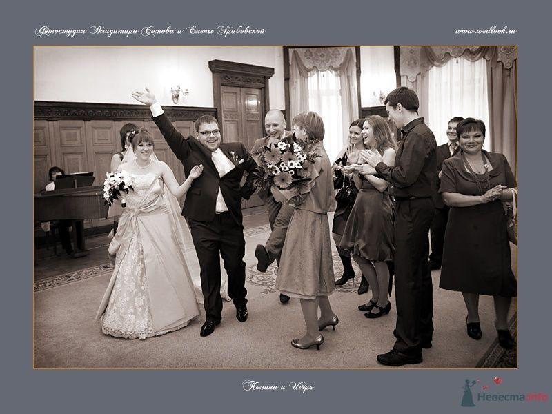 Фото 62083 в коллекции Полина и Игорь - Фотостудия Елены Грабовской и Владимира Сомова