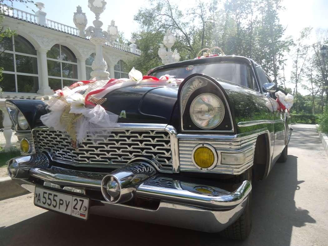 Фото 19727317 в коллекции ГАЗ 13 ЧАЙКА - Алые паруса - аренда ретро-авто