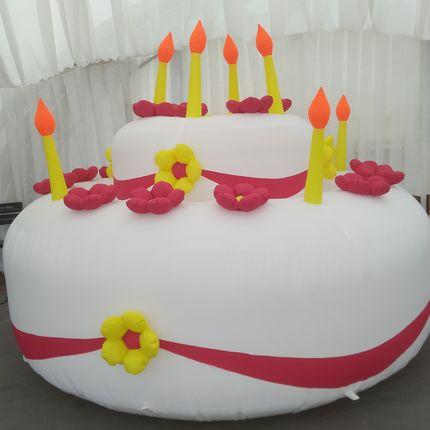 Торт большой для фотозоны в аренду