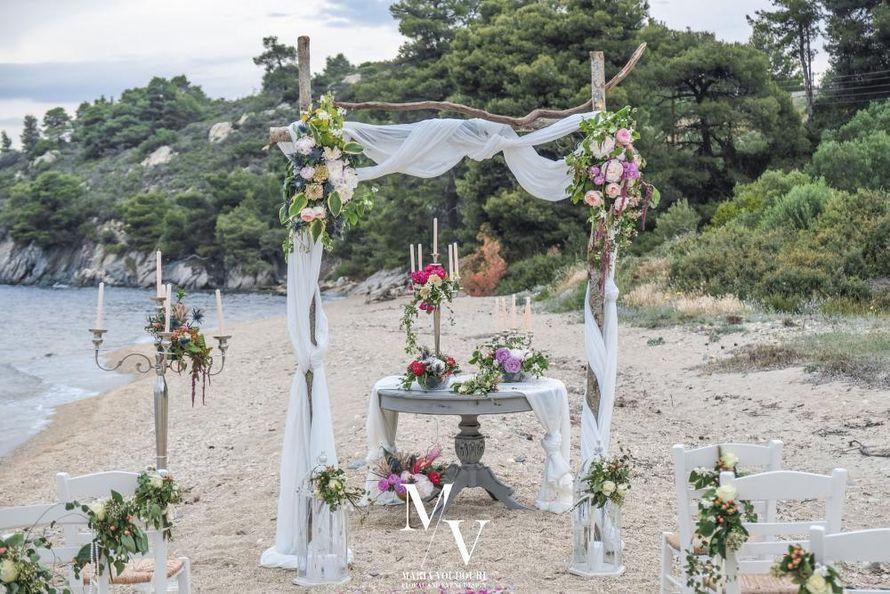 Фото 19730361 в коллекции Свадьбы на п-ве Халкидики - Aegean Love weddings - агентство