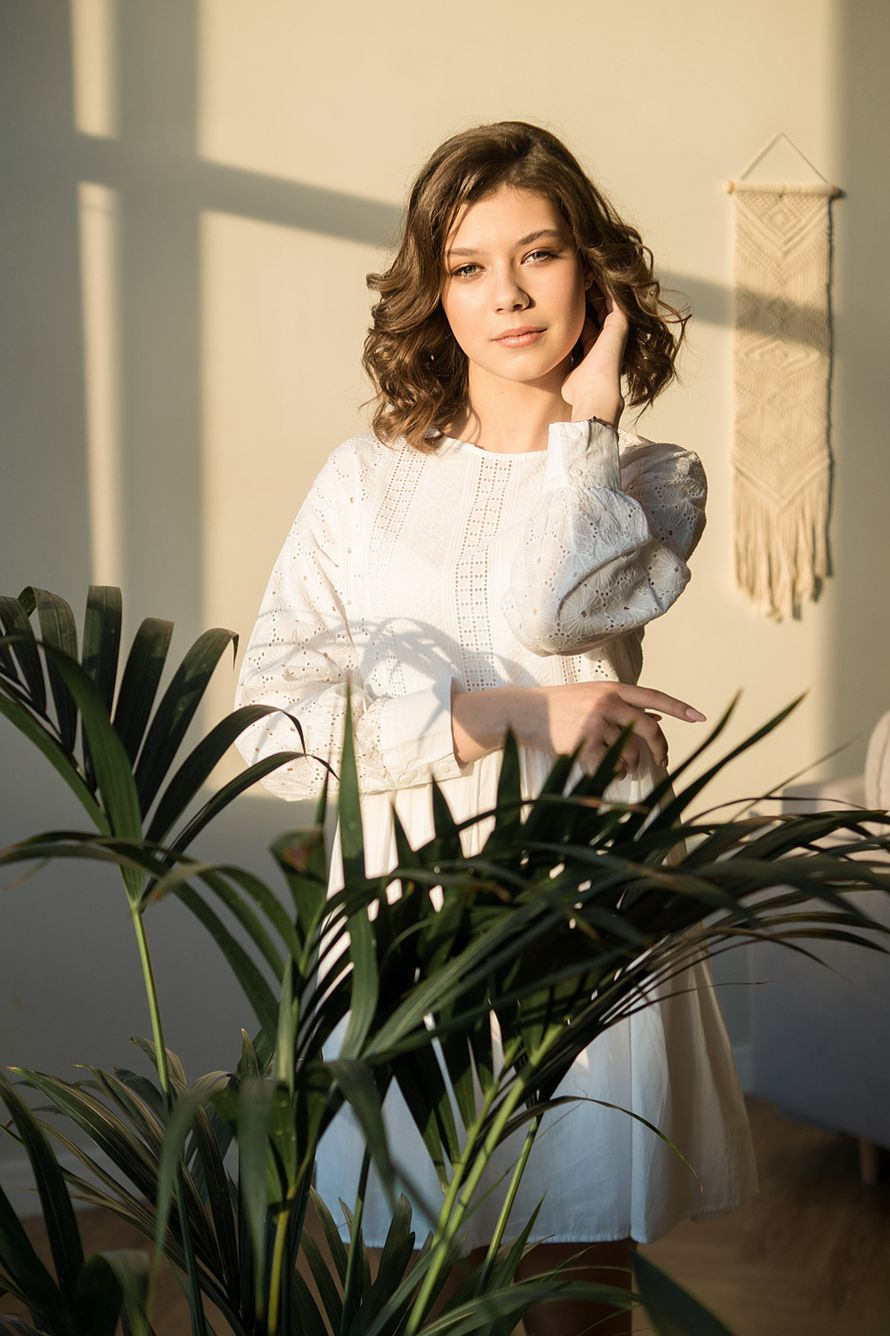 Фото 19751221 в коллекции Сияющий макияж - Визажист-стилист Ксения Родина