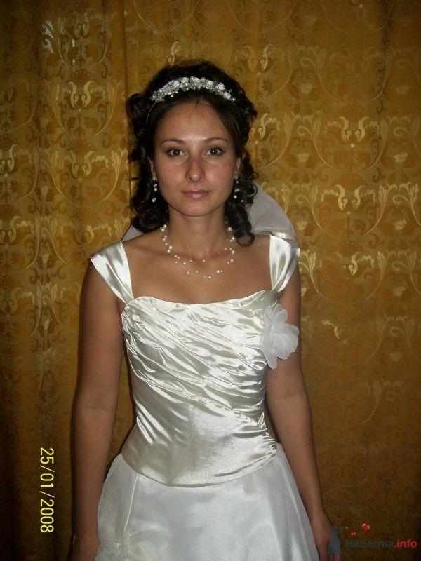 Комплект свадебный Яна - фото 63125 Ателье свадебной и вечерней одежды Ирины Балявиной