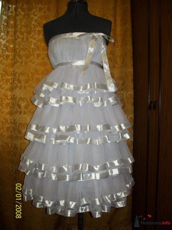 Платье Марина - фото 63128 Ателье свадебной и вечерней одежды Ирины Балявиной