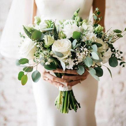 Букет невесты авторская